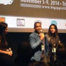 raynaldo leconte, eve blouin, big apple film festival